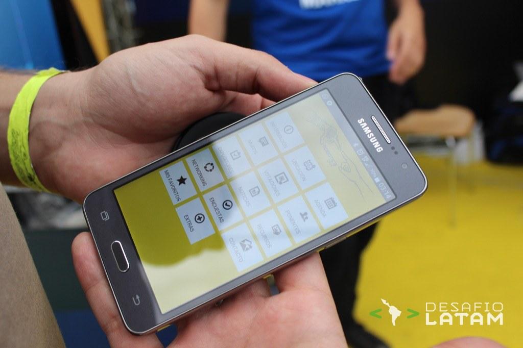 Robotics Day - App desarrollada por Bluapp