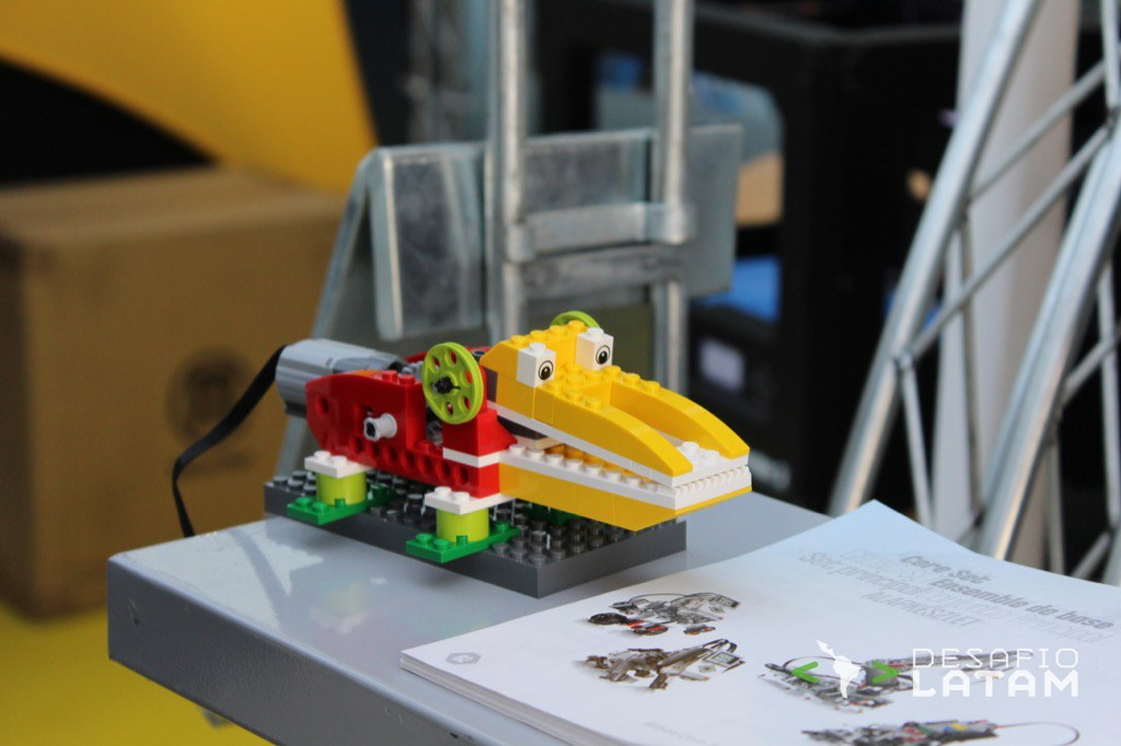 Robotics Day - Legos programables II