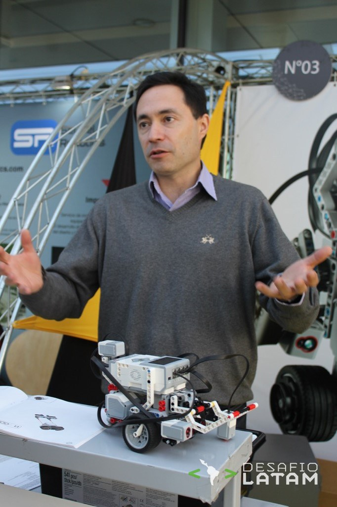 Robotics Day - Legos programables