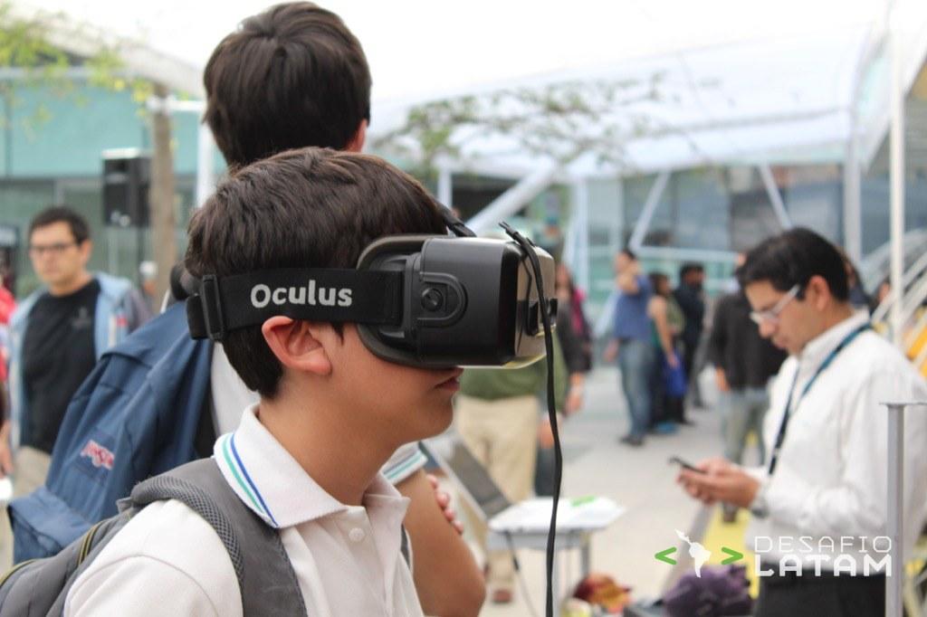 Robotics Day - Oculus