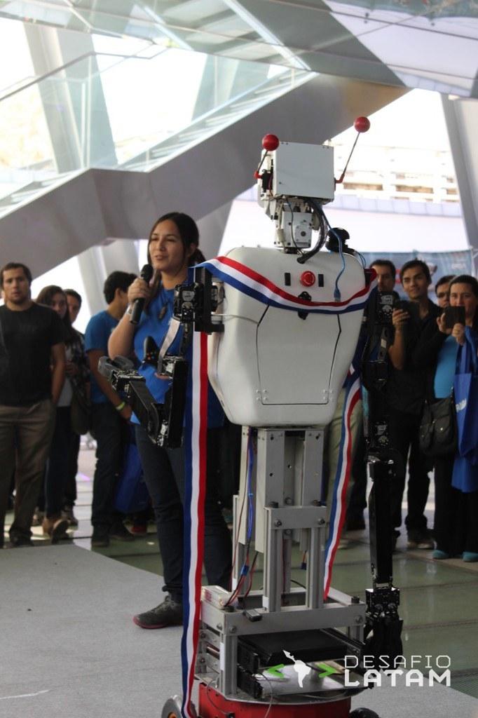 Robotics Day - Presentacion Robot
