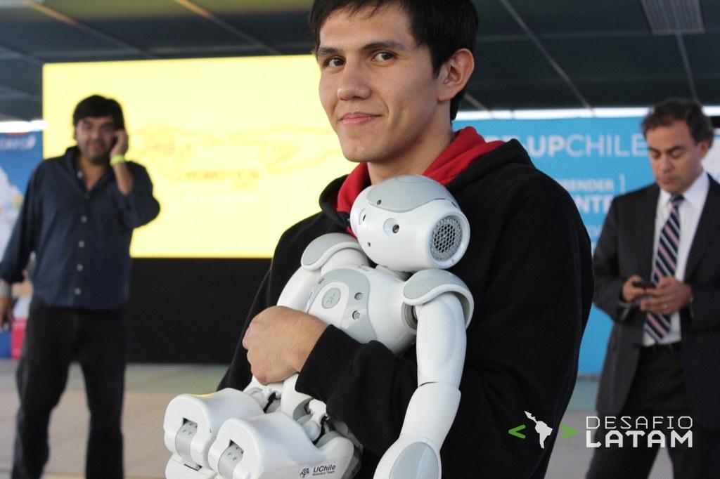 Robotics Day - Presentacion Robots