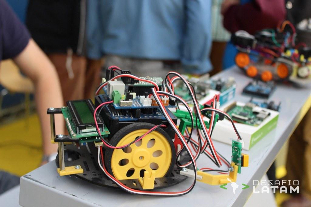 Robotics Day - Prototipo