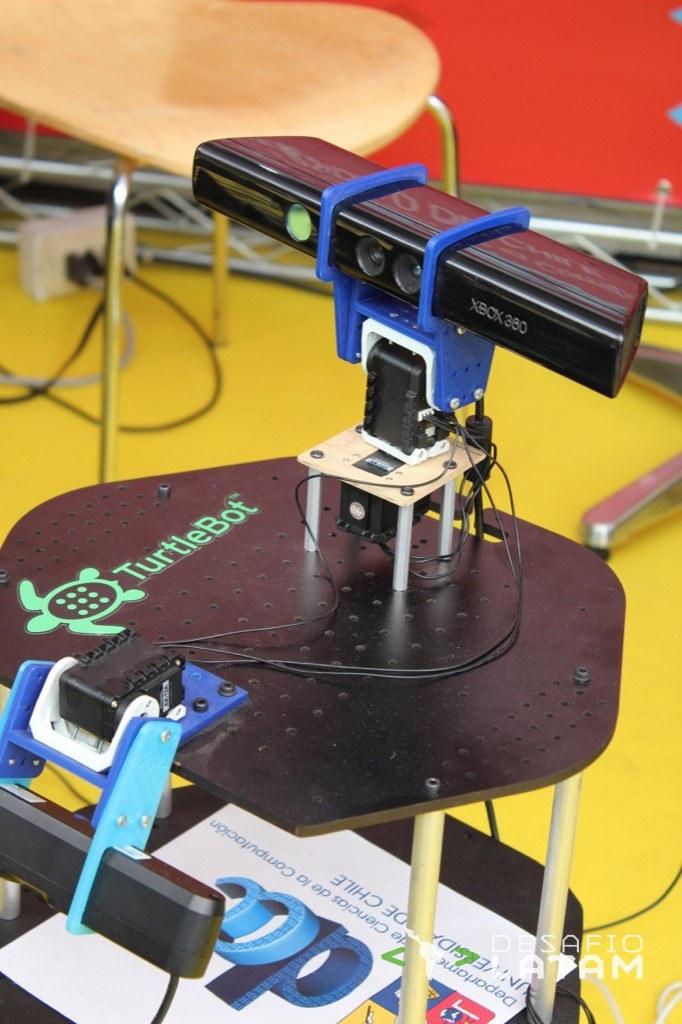 Robotics Day - Proyecto estudiantes Universidad de Chile