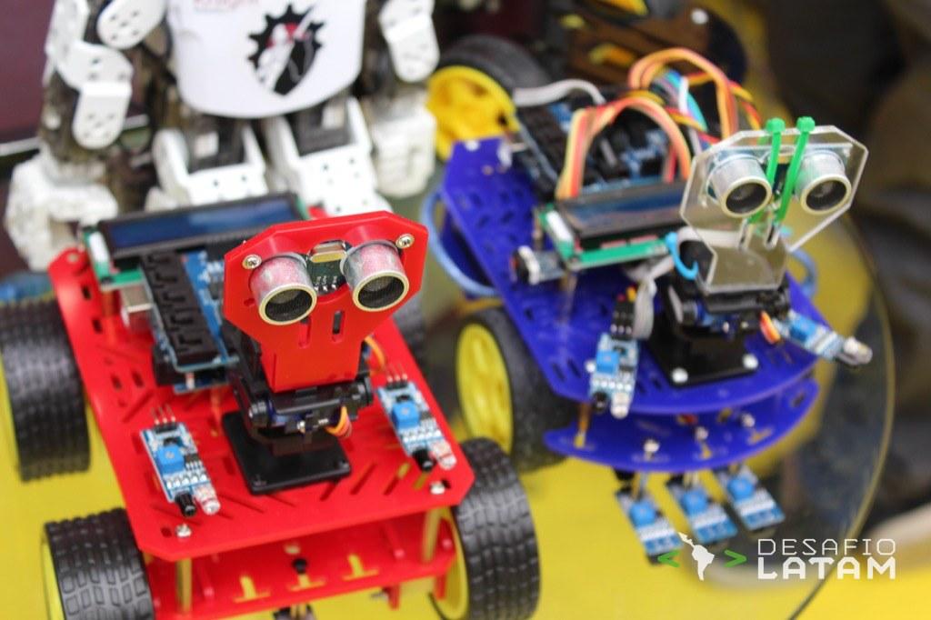 Robotics Day - Robots EDV II