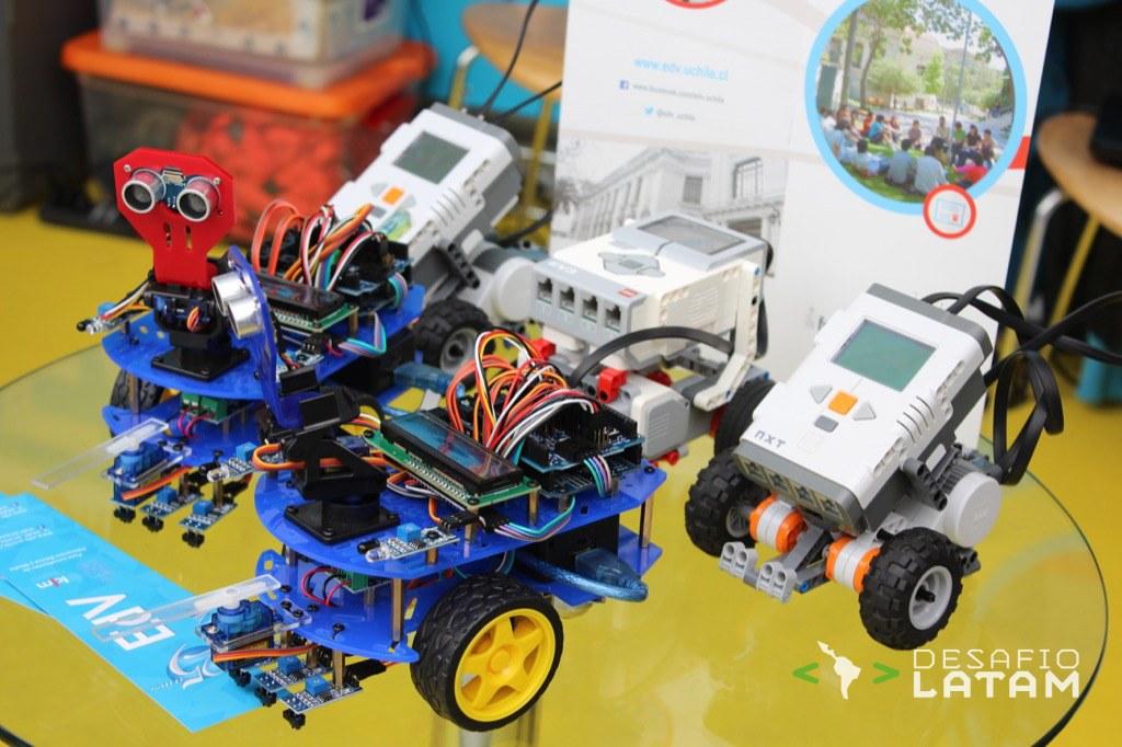 Robotics Day - Robots EDV