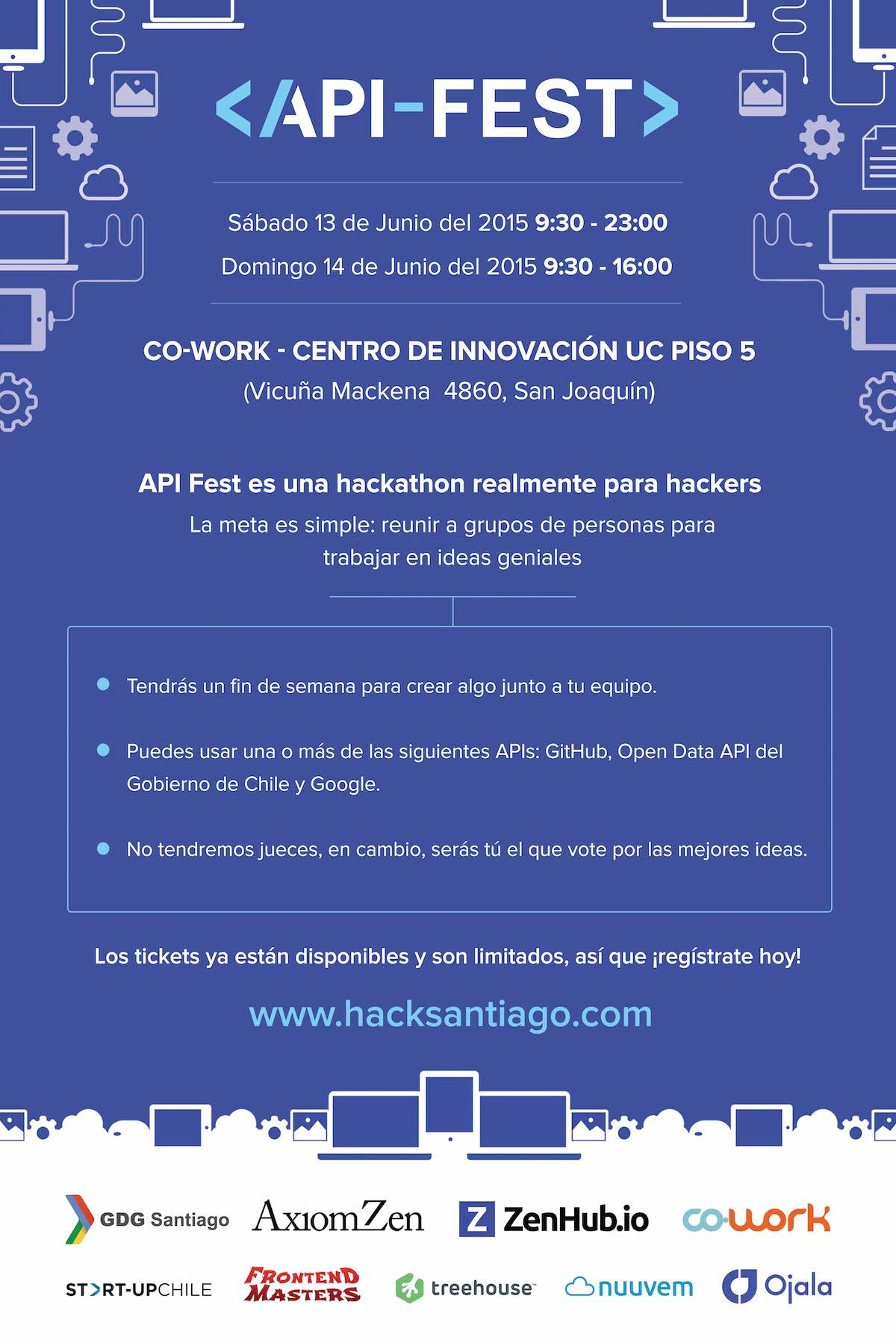 APIFest hackathon Santiago