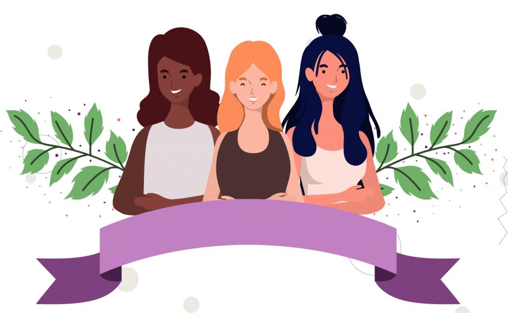 mujeres en equipos multidisciplinarios